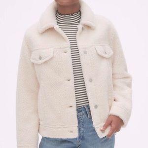 GAP Icon Sherpa Jacket